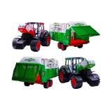 Tractor cu remorca si animale, 76 cm
