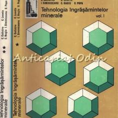 Tehnologia Ingrasamintelor Minerale I, II - C. Calistru - Autograf Si Dedicatie