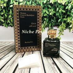 Parfum Original Tester Maison Francis Kurkdjian Oud Silk Mood