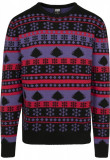 Cumpara ieftin Snowflake Christmas Tree Sweater Urban Classics S EU