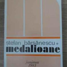MEDALIOANE - STEFAN BARSANESCU