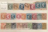 Lot timbre vechi ,Franta., Europa