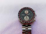 SEIKO UFO Cronograf Automatic Stare Exceptionala  Rar, Mecanic-Automatic