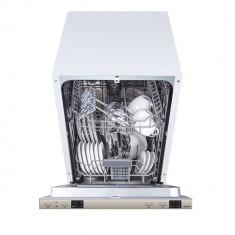 Masina de spalat vase incorporabila Pyramis DWH45FI 9 seturi 4 programe Clasa A++ Alb