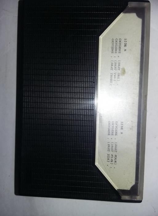 caseta audio Veche de colectie,1977,JEAN MICHEL JARRE OXYGENE-ORIGINALA,T,GRATUI