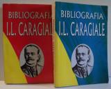 BIBLIOGRAFIA I.L. CARAGIALE IN PERIODICE 1852-1912 , VOL I-II , 1997