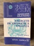 Georgiana Galateanu Farnoaga - Sinteze de gramatica engleza