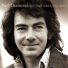 Neil Diamond All Time Greatest Hits (cd)