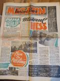 Magazin romania libera 7 martie 1948-rudolf hess,art. sighisoara,moda prmaverii