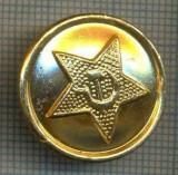 Y 1998 NASTURE METALIC -MILITAR -ARMATA SOVIETICA -GMFZ TRUD-SECERA SI CIOCANUL