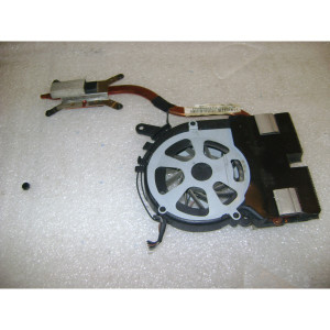 Cooler- ventilator , heatsink - radiator laptop Acer TravelMate 7530