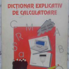 DICTIONAR EXPLICATIV DE CALCULATOARE ENGLEZ-ROMAN, ROMAN-ENGLEZ - MARCEL-TOADER
