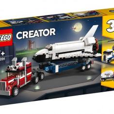 LEGO Creator - Transportorul navetei spatiale 31091