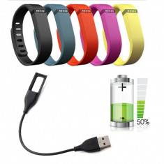 Incarcator USB bratara fitness Fitbit Flex Wireless Activity
