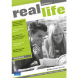 Real Life Global Elementary Workbook & Multi-ROM Pack - Dominika Chandler