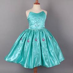 CLD83-4 Costum tematic printesa Elsa Frozen