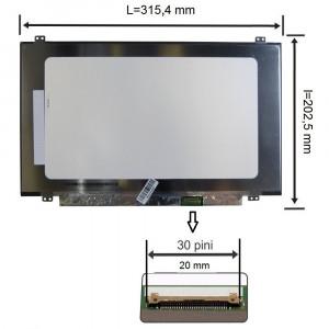 Display laptop Asus VIVOBOOK A405U 14.0 inch 1920x1080 Full HD IPS