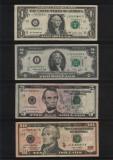 Cumpara ieftin USA 1+2+5+10 dollars, America de Nord