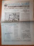 Romania mare 22 octombrie 1993-400 ani de la urcarea pe tron a lui m.viteazul