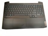 Carcasa superioara cu tastatura palmrest Laptop, Lenovo, IdeaPad Gaming 3 15, 3 15ARH05, 3 15IMH05