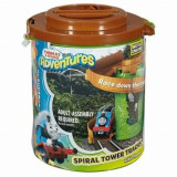 Thomas & Friends - Set de joaca Thomas si Spirala Tower Tracks