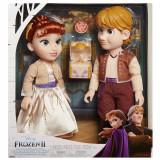 Set 2 papusi Anna si Kristoff Frozen 2