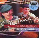 CD Santana Featuring Everlast – Put Your Lights On, original