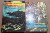 Caderea Constantinopolelui 2 vol. Ed. Cartea Romaneasca, 1976 - Vintila Corbul