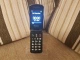 Cumpara ieftin Telefon Varstnici Clapeta Panasonic KX-TU320 Liber retea Livrare gratuita!