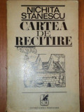 CARTEA DE RECITIRE-NICHITA STANESCU