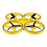 Cumpara ieftin Drona Anti Coliziune, Inteligenta, cu LED, Techstar® Firefly, Greutate 73g, RC Gravity cu Telecomanda, Quadcopter Smart