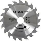 Disc circular pentru lemn 190 x 30 x 3.2 mm Yato YT-60488