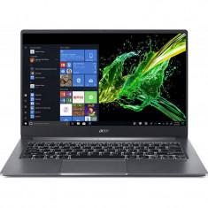 Laptop Acer Swift 3 SF314-57 14 inch FHD Intel Core i3-1005G1 8GB DDR4 256GB SSD Linux Steel Grey