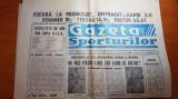 gazeta sporturilor 2 noiembrie 1994-meciul de tenis borg-ilie nastase
