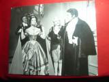 Fotografie cu Actorul Jean Marais in Filmul Contele de Monte Cristo 1953,dim=29