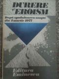Durere Si Eroism Dupa Zguduitoarea Noapte Din 4 Martie 1977 - Necunoscut ,290061