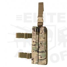Portincarcator picior P90 Multicamo [8FIELDS]