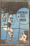 Fotbal agenda de toamna 1989