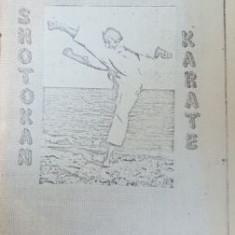 Shotokan. Karate- Ion Stefan
