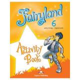 Curs limba engleza Fairyland 6 Caietul elevului