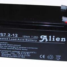 Acumulator plumb-acid, 12V, 7Ah - 201293