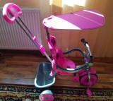 Tricicleta Galaxy 3 in 1 roz, Fisher Price