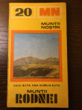 Cumpara ieftin Colectia Muntii Monstri Nr.20: Muntii Rodnei (fara harta) [1979]