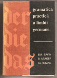 Gramatica practica a limbii germane-Em.Savin