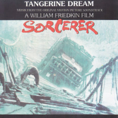 CD Electronic: Tangerine Dream - Sorcerer ( Soundtrack - 1977 )