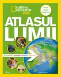 Atlasul lumii pentru tineri exploratori. Ediție nouă, revizuită