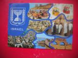 HOPCT 66914 ASPECTE DIN... -ISRAEL-STAMPILOGRAFIE-CIRCULATA
