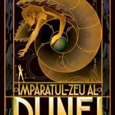 Imparatul-Zeu al Dunei. Seria Dune. Vol.4 - Frank Herbert