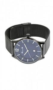 Ceas de mana barbati casual negru - elegant Matteo Ferari - MF8231NBL