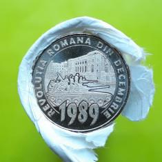 50 bani 2019 30 ani de la Revolutia romana din decembrie 1989 UNC din fisic